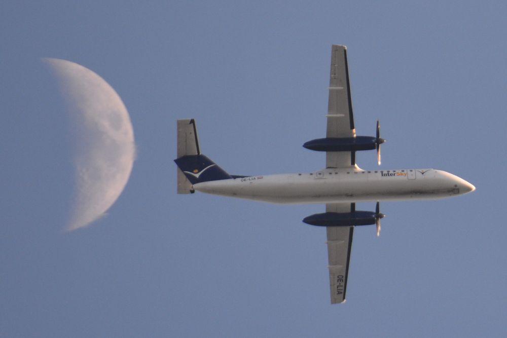 Anreise nach Passau per Flugzeug