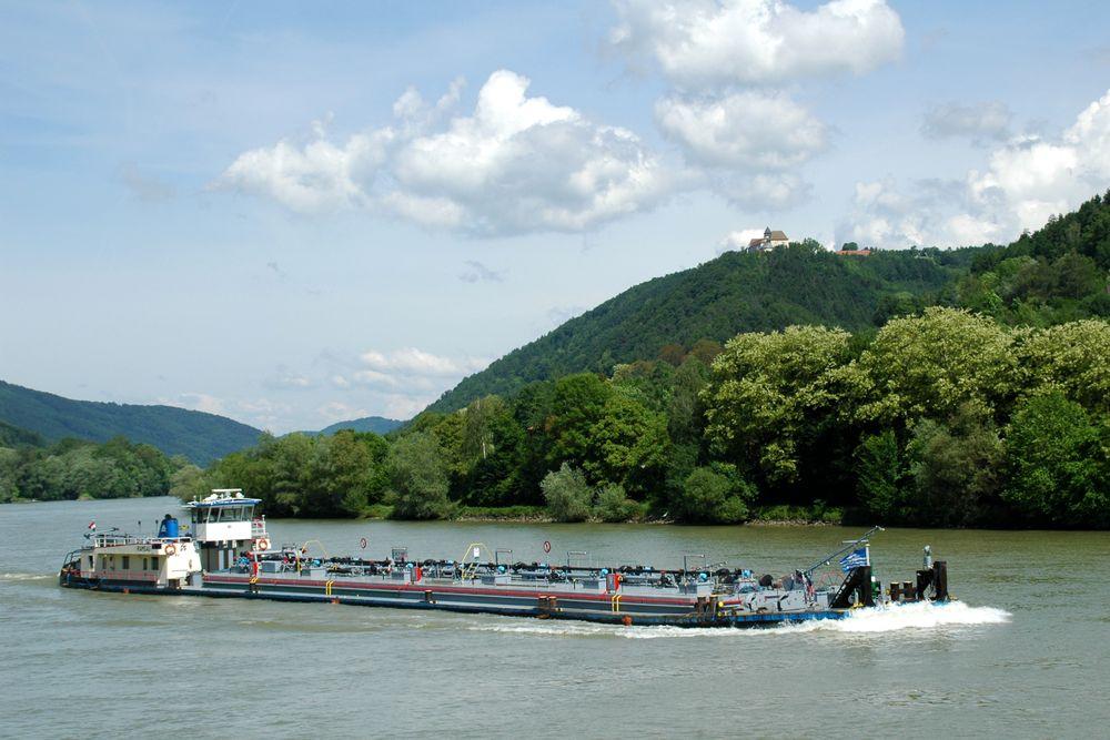 Donau und Donauschifffahrt