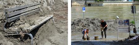 Donau - Hochwasser