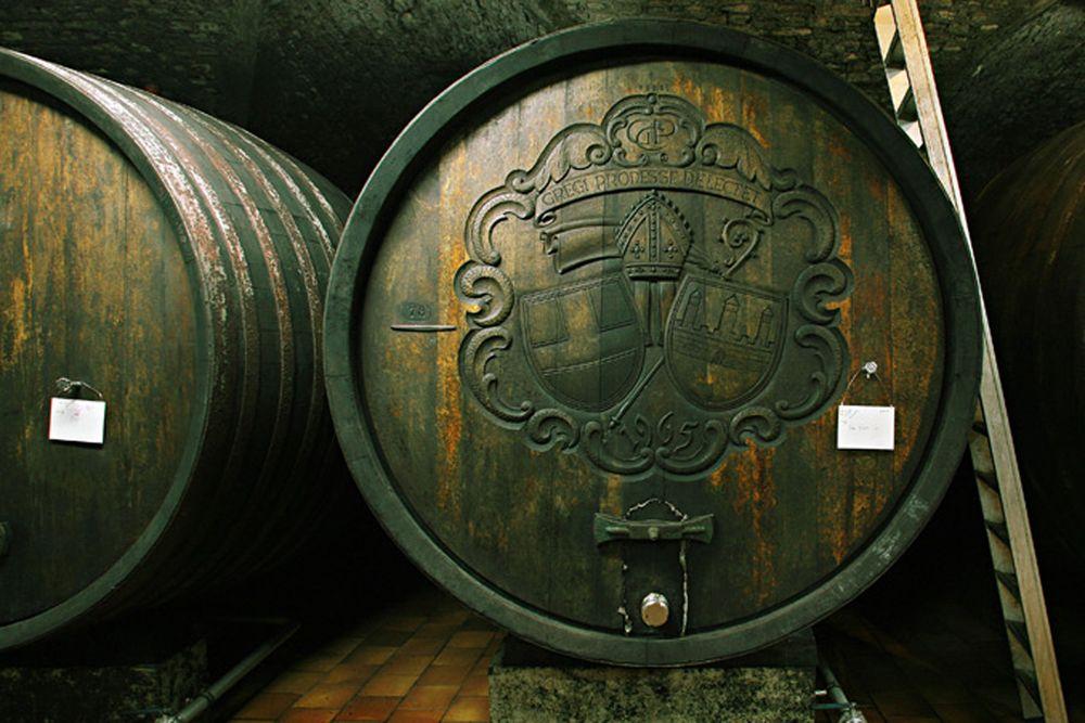 Велотур Пассау-Вена - Вино между Пассау и Веной