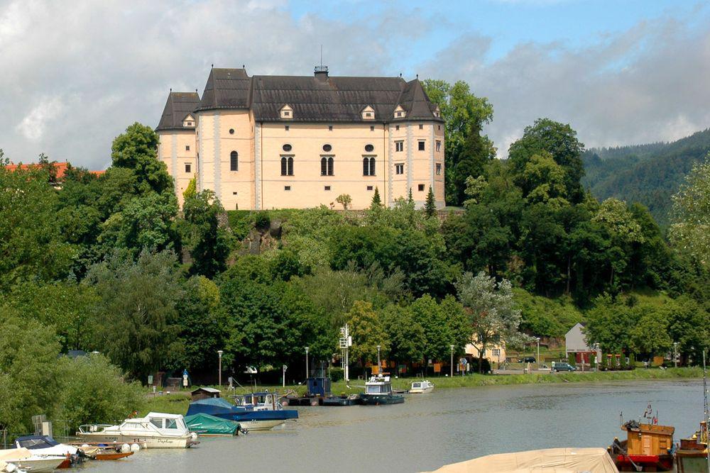 Велотур Пассау-Вена - Замок Грейнбург