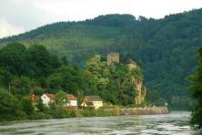 Дунайский веломаршрут для спортивных